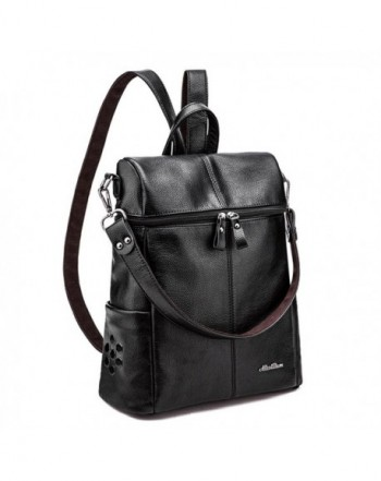Backpack Arrival College Genuine Leather