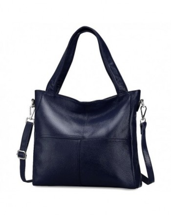 S ZONE Genuine Leather Shoulder Crossbody