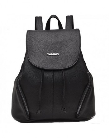 Casual Fashion Leather Backpack Shoulder