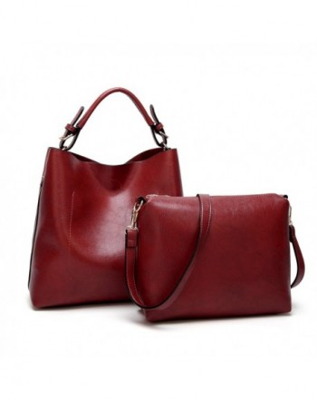 Obosoyo Shoulder Messenger Handbags red