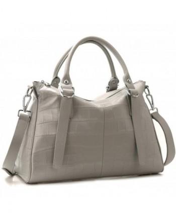 Iswee Genuine leather Handbag Shoulder