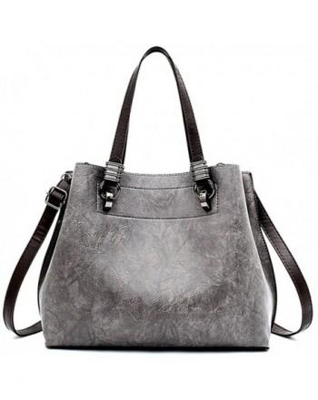 ALARION Designer Satchel Handbags Shoulder