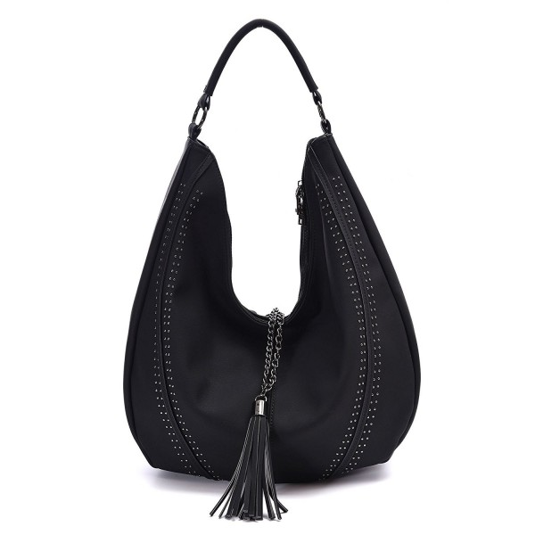 NICOLE&DORIS Casual Sweet Handbag Women Crossbody Shoulder Bag Purse Tote Commuter PU Leather
