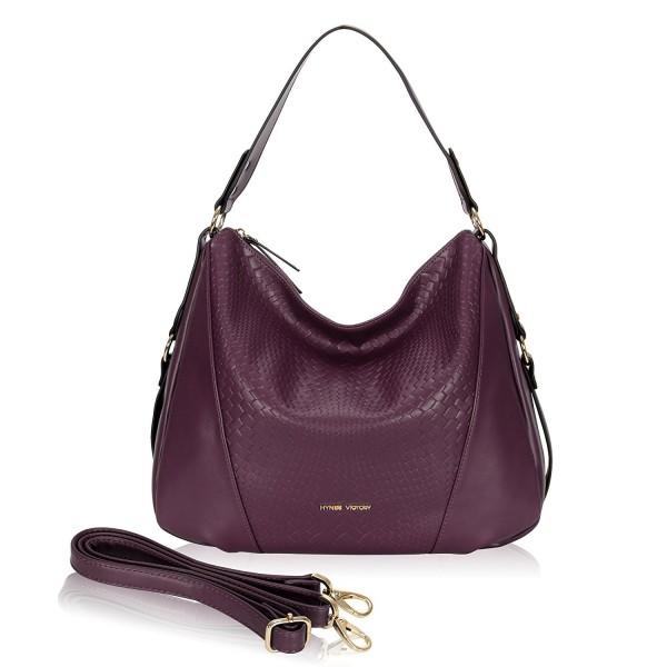 bfb450ac0f5c Woven Pattern Hobo Bag Stylish Hobo Crossbody Bag for Lady Woman ...