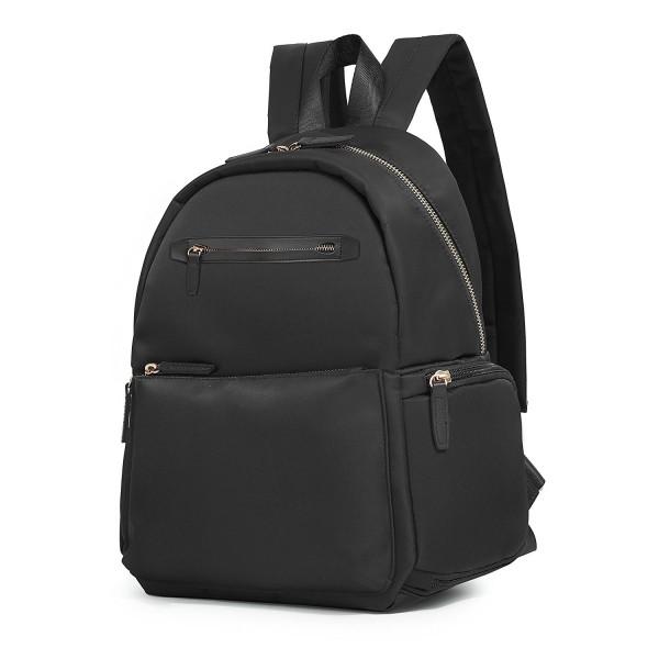 ECOSUSI Lightweight Nylon Backpack Small
