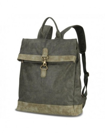 ShowRoom16 Backpack Compartment Vintage Rucksack