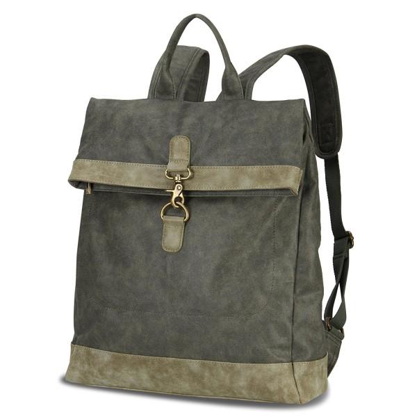 ShowRoom16 Backpack Compartment Vintage Rucksack
