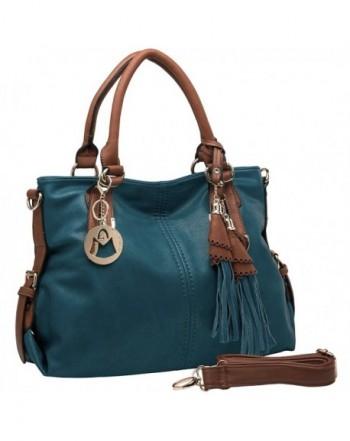 MG Collection THALIA Handle Shoulderbag