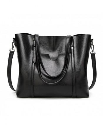 Vincico Fashion Vintage Leather Shoulder