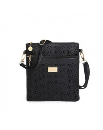 Hollow Handbag Shoulder Messenger Satchel