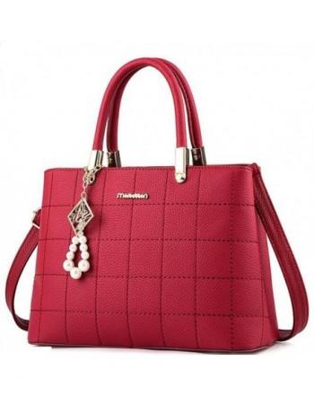 Vincico Leather Handbags Crossbody Shoulder