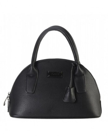 Diophy Womens Leather Handbag AB 034