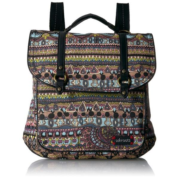 Sakroots Womens Artist Convertible Backpack