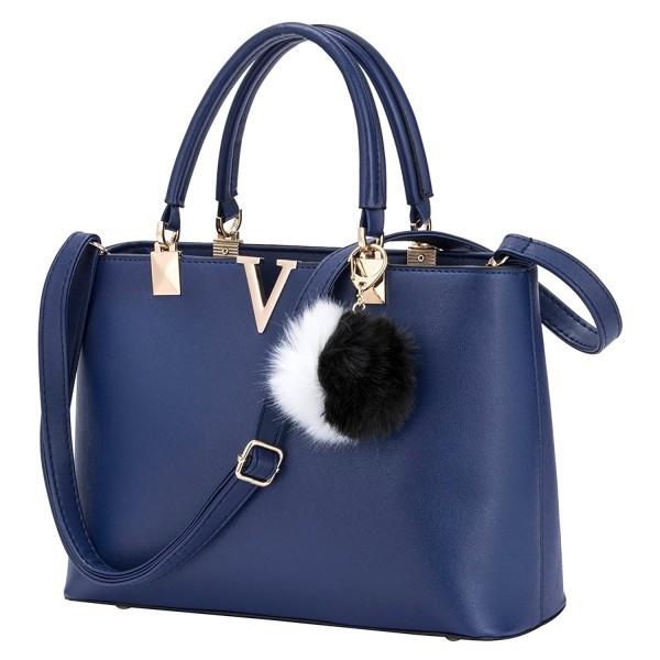 Women Handle Satchel Handbags Shoulder