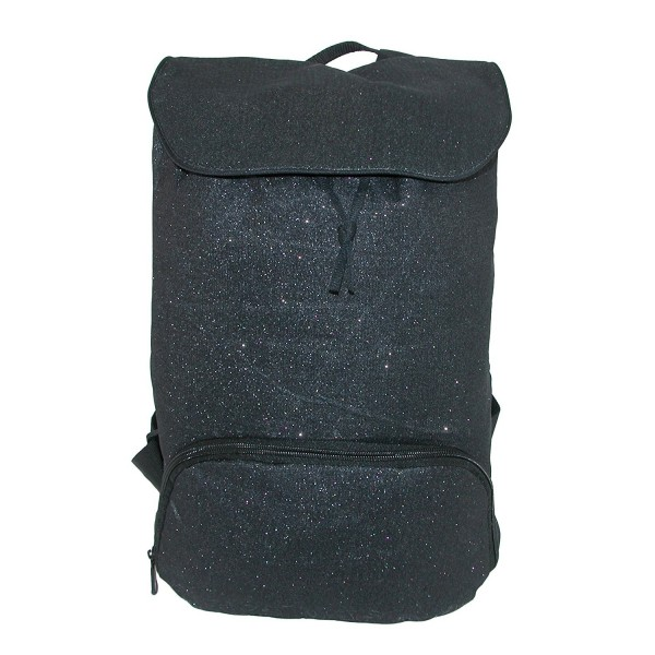 Augusta Glitter Backpack Adjustable Straps