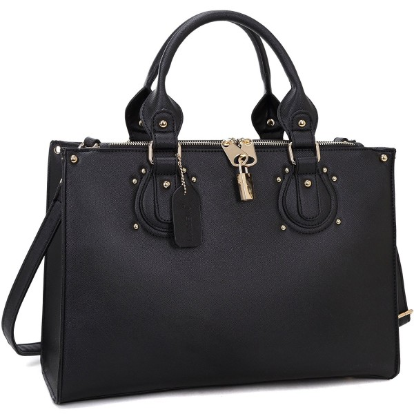 MKY Satchel Designer Removable Shoulder