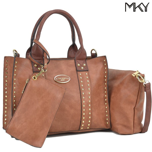 Handbag Pieces Leather Shoulder Satchel