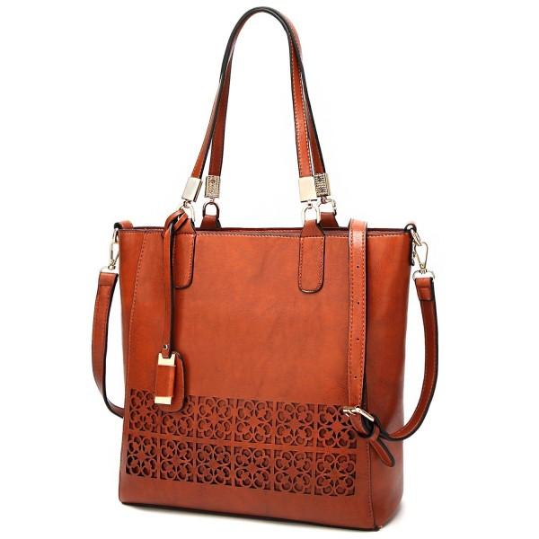 SiMYEER Handle Handbags Satchel Shoulder