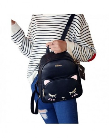 FWQ Casual Backpack Cartoon Handbag