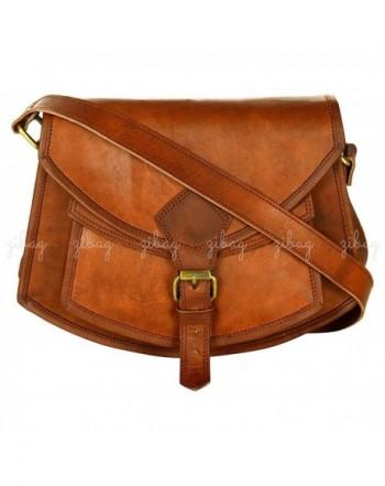 Vintage Leather Fashion Handmade Shoulder
