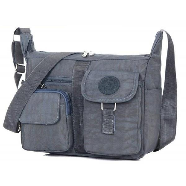7559e00f88 Women s Casual Shoulder Bags Travel Bag Messenger Cross Body Nylon ...
