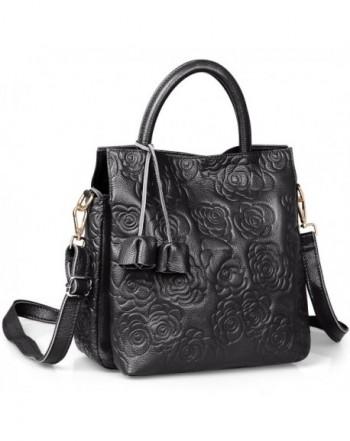 Embossed Handbags Crossbody Jack Chris