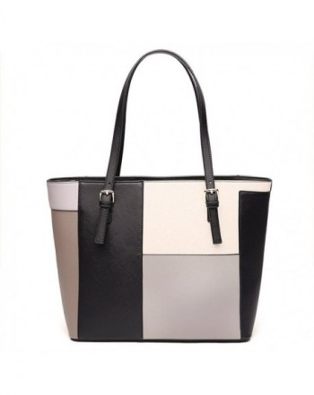 Promini Designer Structured Satchel Shoulder