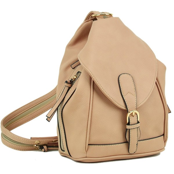 Dasein Convertible Backpack Triangle Multipurpose
