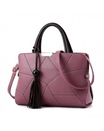 YINGPEI Womens Handle Handbags Satchel