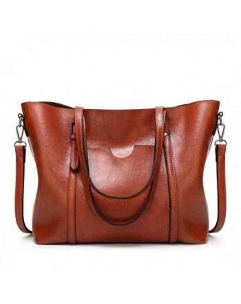 Handbag ISHOWDEAL Handbags Shoulder Messenger