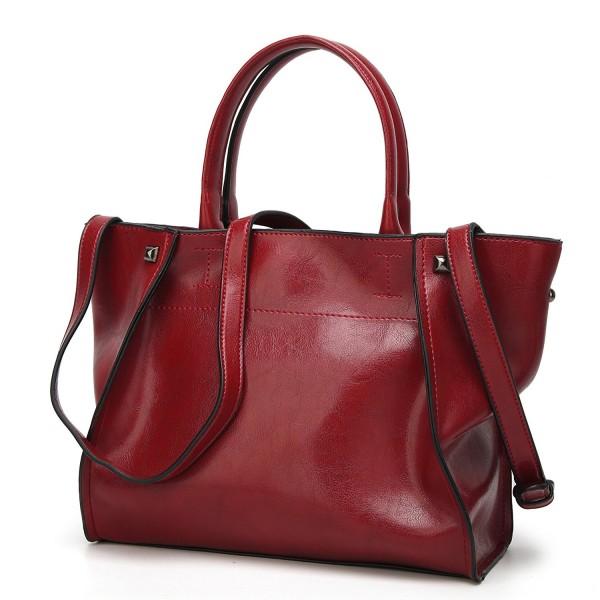 Obosoyo Shoulder Messenger Handbags red