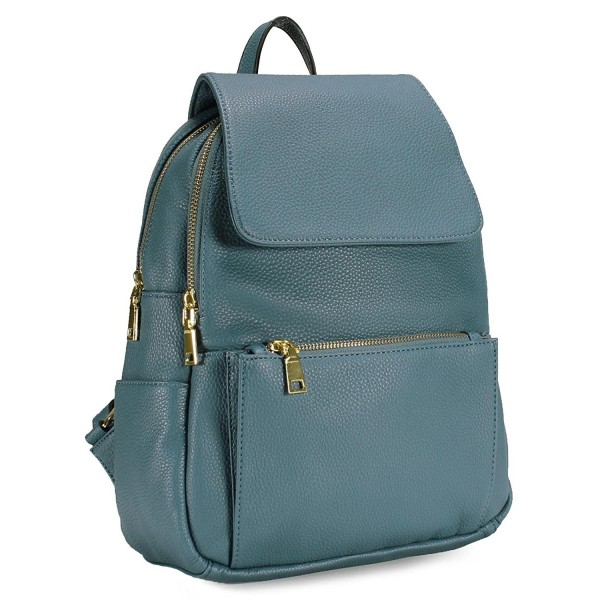 Scarleton Fashionable Plain Backpack H173261