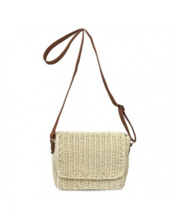Vacation Straw Small Womens Messenger