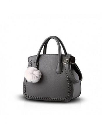 Fashion Leather Handbags Messenger Satchel