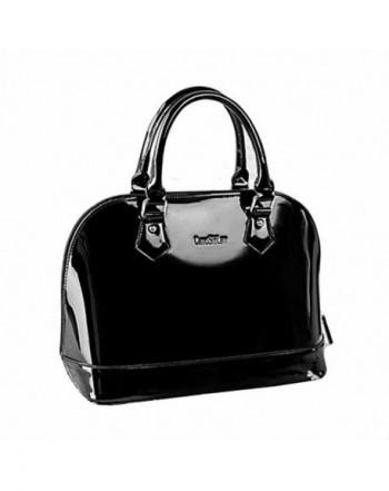 Mily Satchel Handbag Leather Shoulder