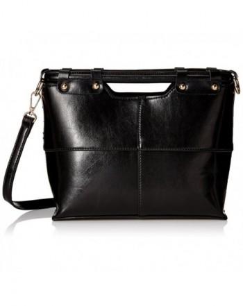 Lecxci Genuine Handbags Shoulder Crossbody