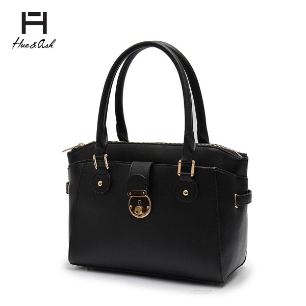 Womens Multi Pocket Satchel Handbag