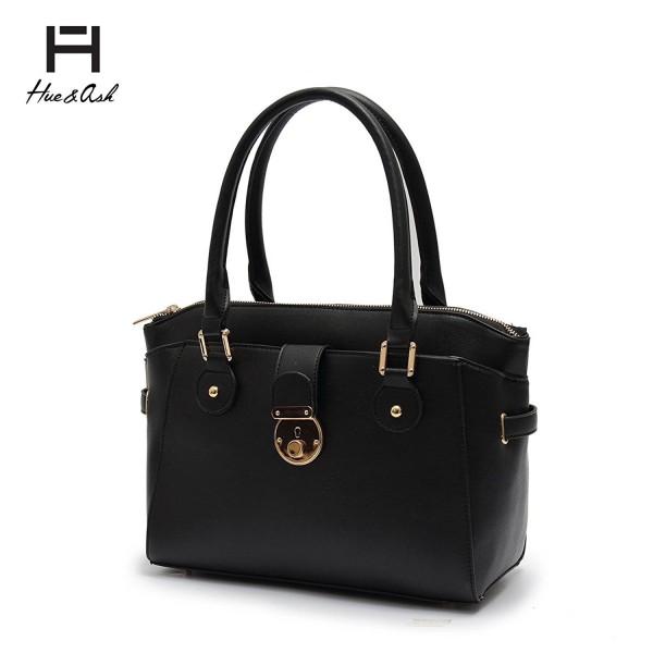 Womens Multi Pocket Satchel Handbag