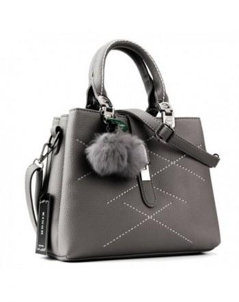 Handbag KINGH Closure Vintage Shoulder