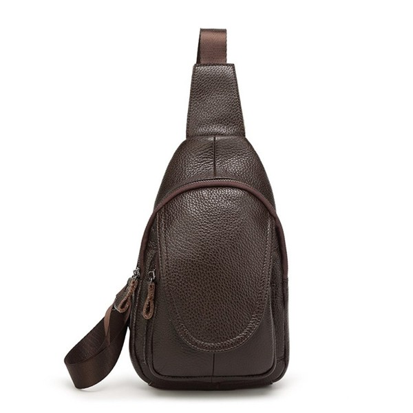SIFINI Backpack Genuine Leather Traveling