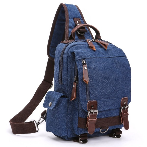 F color Shoulder Backpack Everyday Adjustable