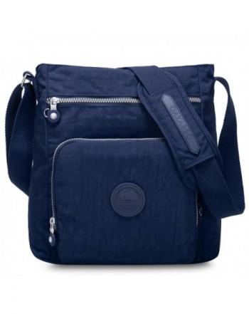 Oakarbo Crossbody Multi Pocket Shoulder blue
