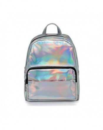 LOYOMA Backpack Holographic Hologram Daypack