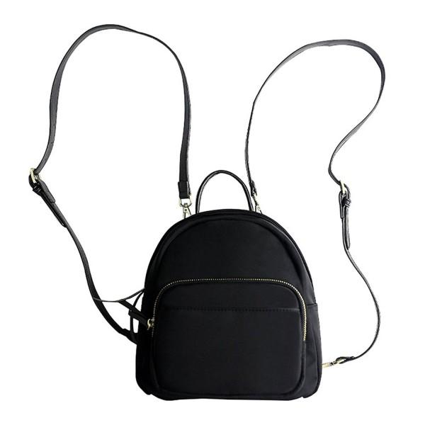 JUMENG Oxford Backpacks Women Shoulder