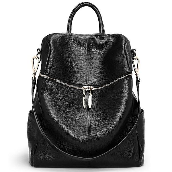 Valentines Leather Backpack Fashion Shoulder