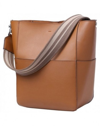 Vintage Leather Designer Handbags Shoulder