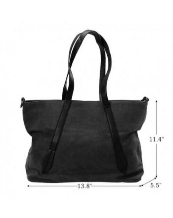 Charcoal Material Crossbody Fashion Handbag