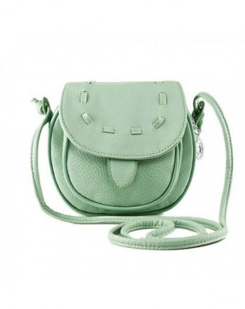 ZENTEII Little Synthetic Leather Shoulder
