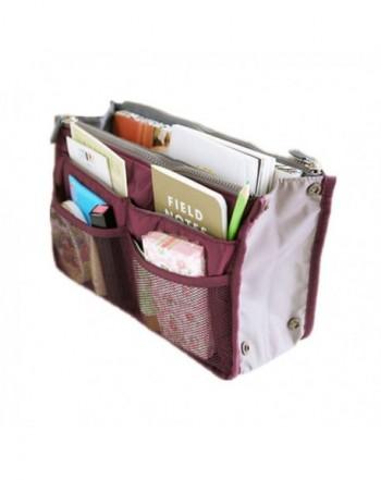 Travel Insert Handbag Organiser Organizer