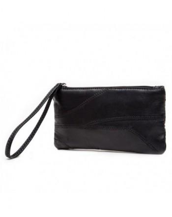 HaloVa Womens Wallet Leather Capacity